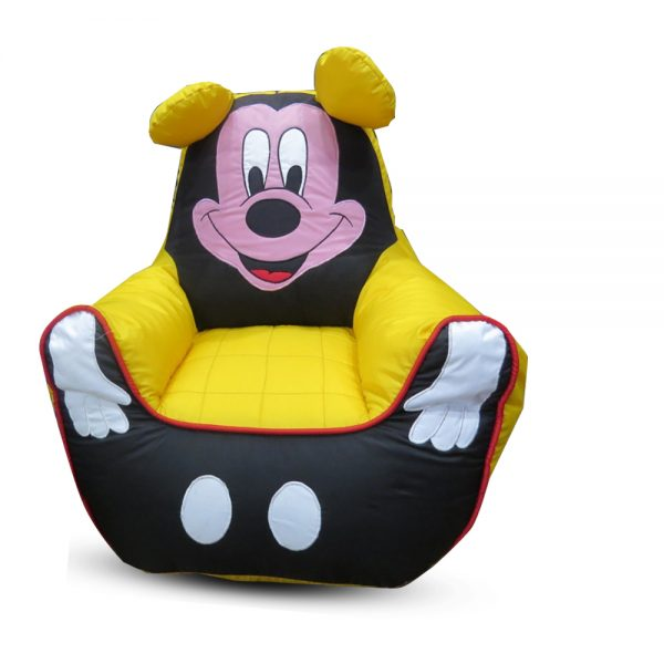 Bean Bag For Kids Micky Mouse