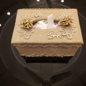 Fancy Tissue Box Covers 11