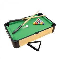Table Top Pool Table Small