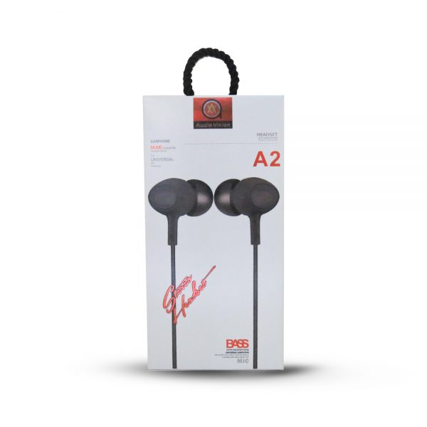 Audio Vision High Quality Handfree A2