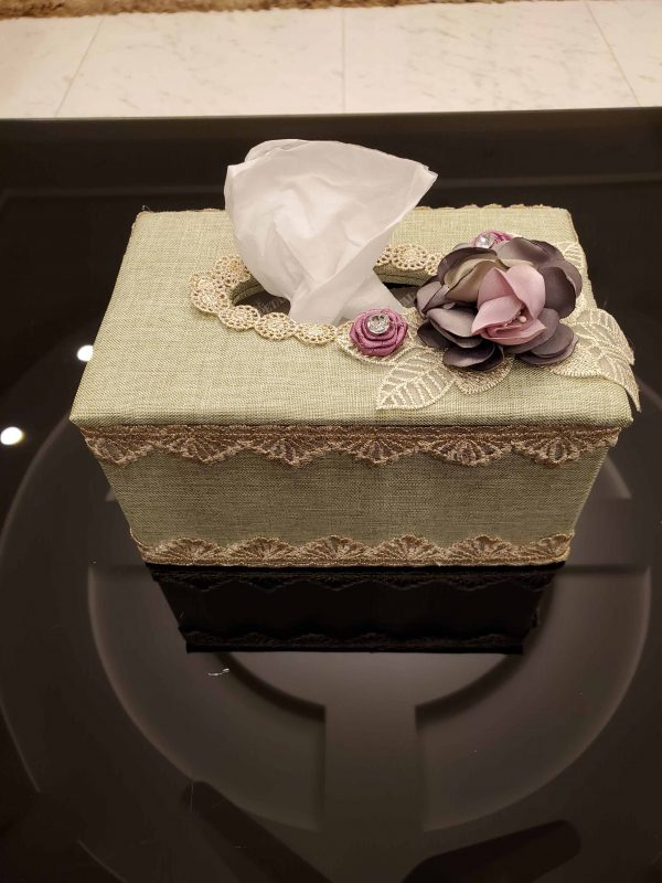 Fancy Tissue Box Covers 17