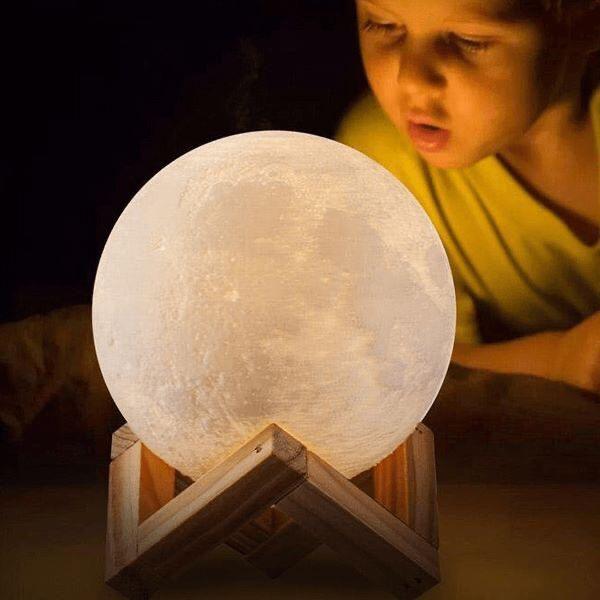 Sensor Ball Moon Light Lamp