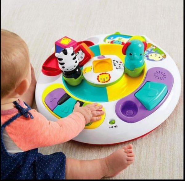 Play Go Activity Table