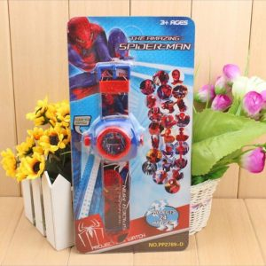 The Amazing Spider Man Wrist Watch For Kids