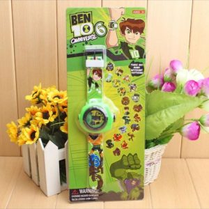 The Ben 10 Wrist Watch For Kids