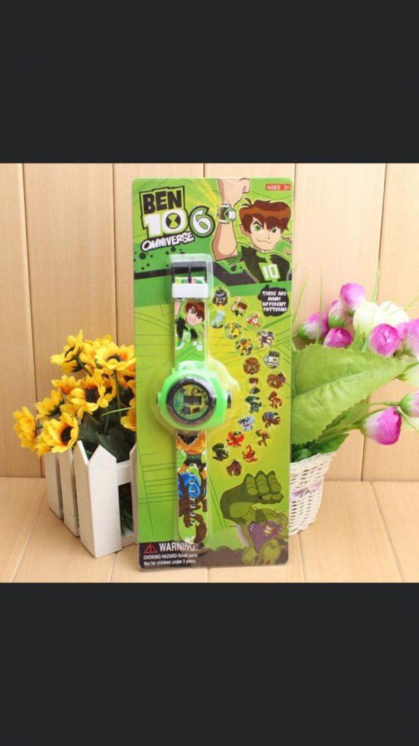 The Ben 10 Wrist Watch For Kids