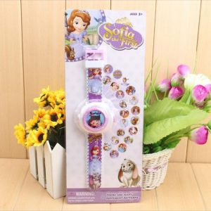 Sofia Pricese Wrist Watch For Kids