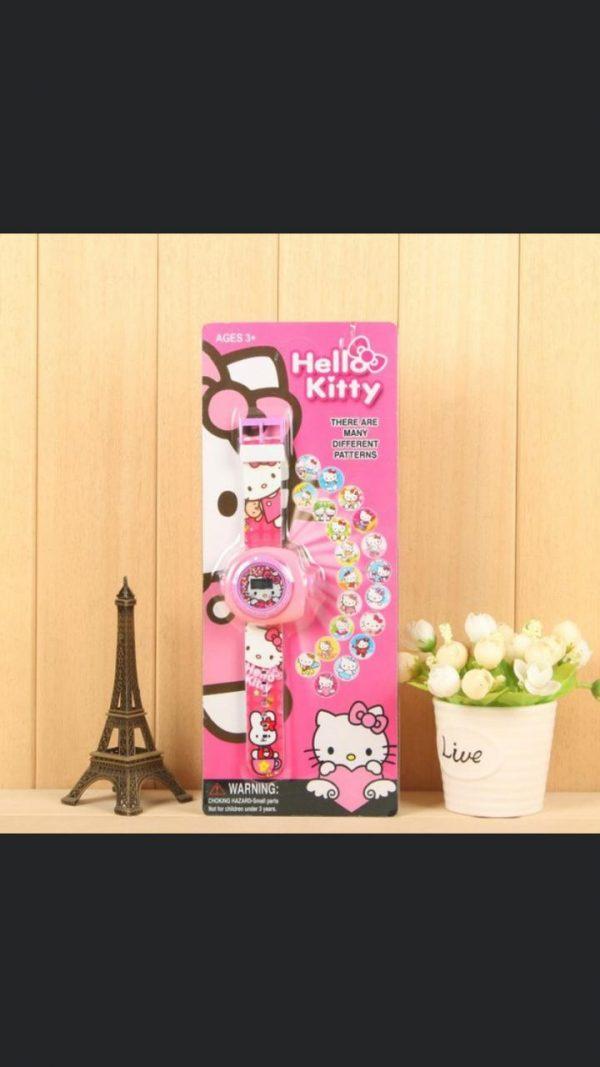 Hello Kitty Wrist Watch For Kids