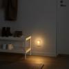 MÖRKRÄDD LED Nightlight With Sensor White