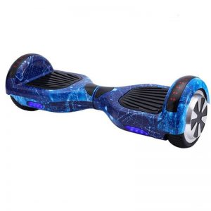 Self Balancing Hoverboard Blue