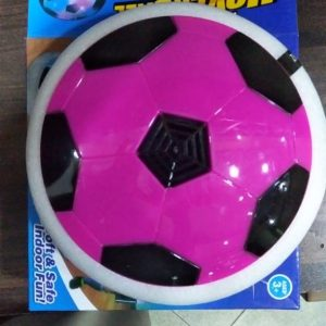 The Amazing Hovering Soccer Ball Pink
