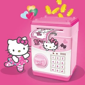 ATM Money Box Hello Kitty
