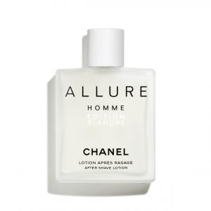 CHANEL ALLURE BLANCHE A/SHAVE LOTION 100ML