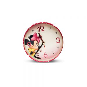Table Clock Micky Mouse Design