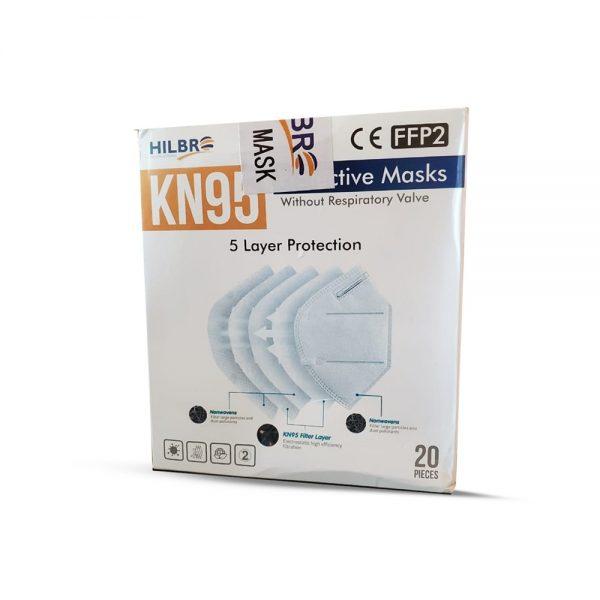 Branded KN95 Mask Respirator Face Mask Anti Dust KN95 Mask Activated Carbon Filter Mascarillas De Proteccion Respirator PK Ffp3 Fpp3 Mask in Pakistan