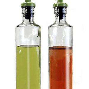 Bottles of Oil & Vinegar Pack of 2