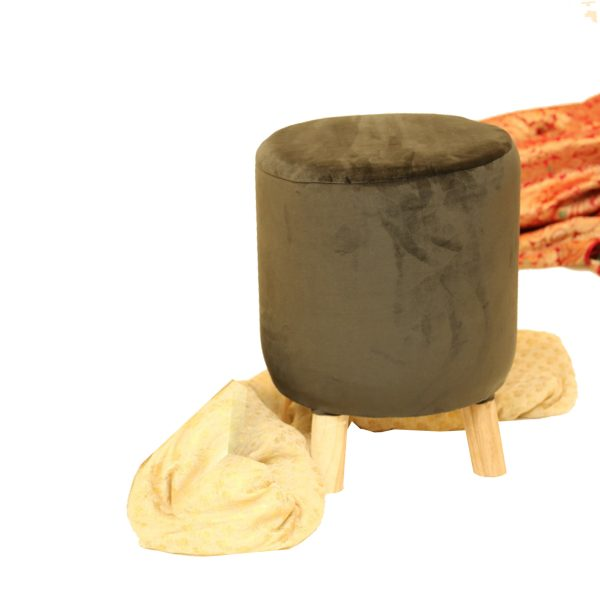 Ottomans Living Room Furniture,Life Style Velvet Stool 28