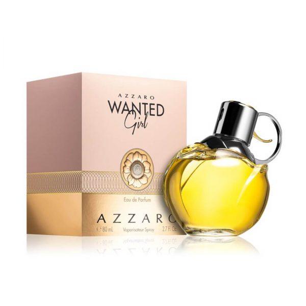 AZZARO WANTED GIRL EDP 80ML