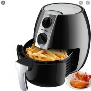Electric Hot Air Fryers Oven Oil less Cooker Nonstick Frying Pot