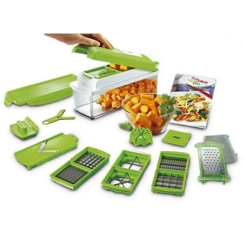 Nicer Dicer & Vegetable Cutter Salad Cutter