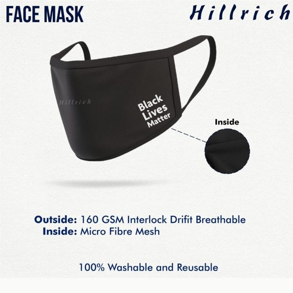 High Quality Fabric Face Mask 02