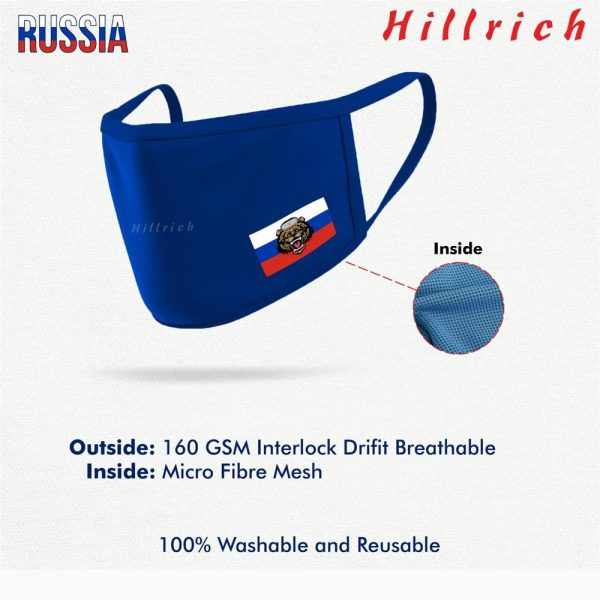 High Quality Fabric Face Mask 03