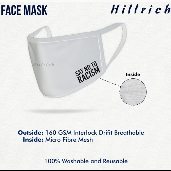 High Quality Fabric Face Mask 05