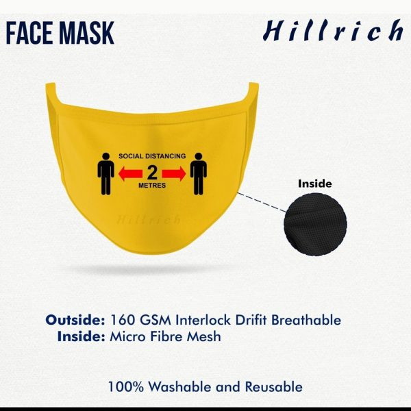 High Quality Fabric Face Mask 06