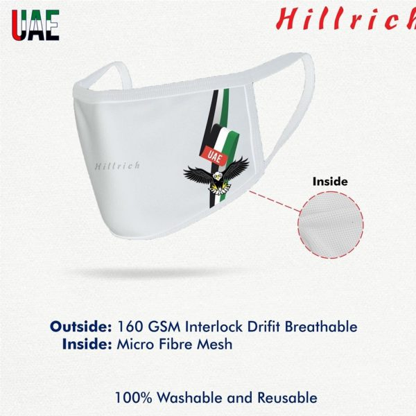 High Quality Fabric Face Mask 11