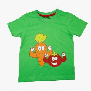 Kids T Shirt VEGGIE 04