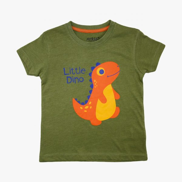 Kids T Shirt DINO WORLD 08