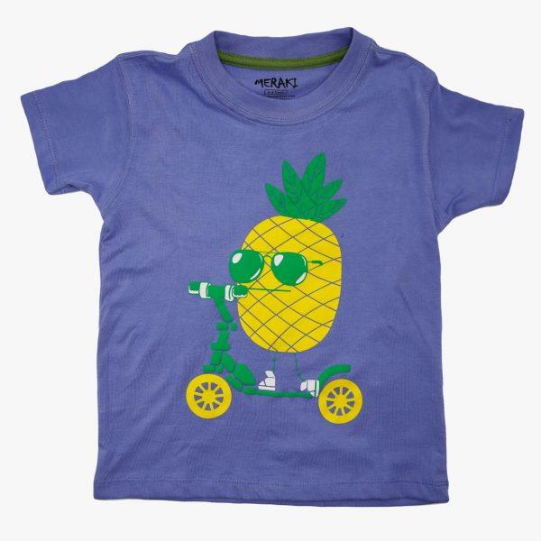 Kids T Shirt PINEAPPLE 11