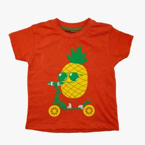 Kids T Shirt PINEAPPLE 10