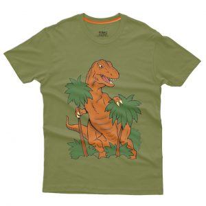Kids T Shirt DINO WORLD 02