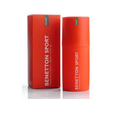 BENETTON SPORT WOMEN EDT 100ML