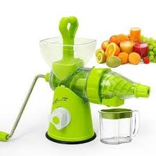 HEAVY DUTY MULTI FUNCTION MANUAL JUICER Fruit and Vegetable Juicer