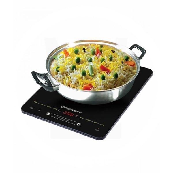 Deluxe Induction Cooker with free pot WF-143