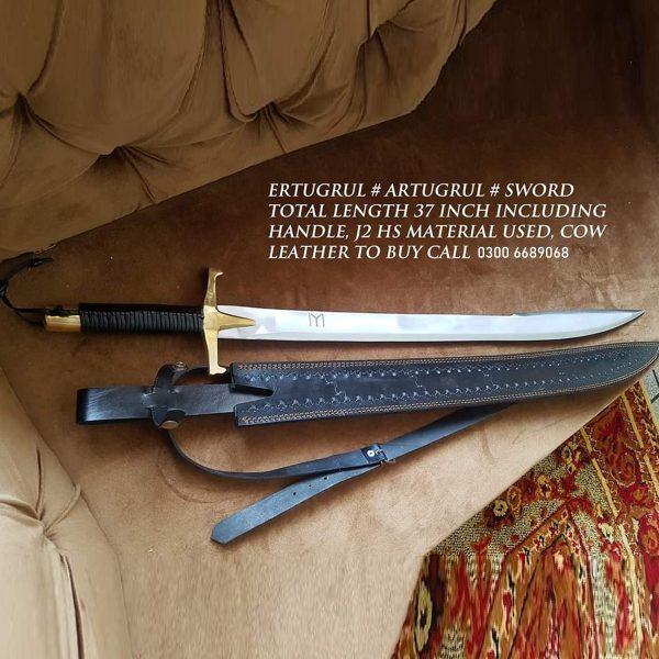 Ertugrul Stainless Steel Sword