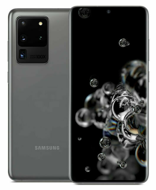 SAMSUNG S20 ULTRA 5G 512 GB (COSMIC GREY)